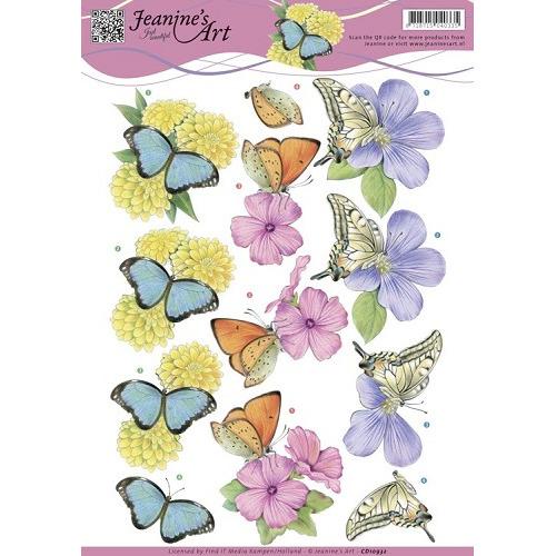 Jeanine`s Art - Butterflies