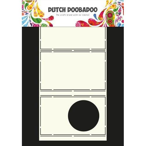 Dutch Doobadoo Dutch Card Art Pop Up Cirkel A4 470.713.325 (03-18)