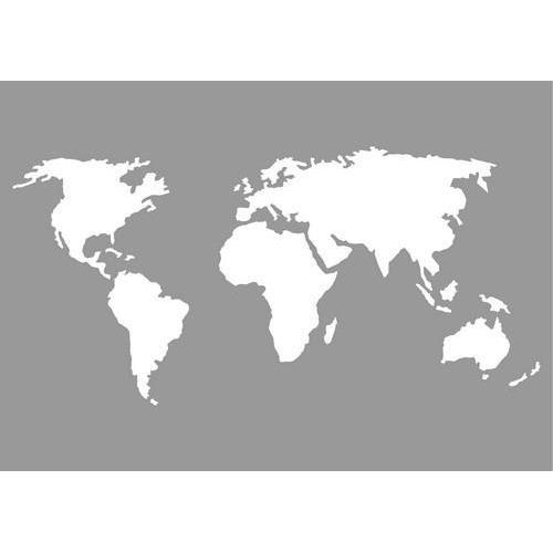 Pronty Mask stencil  World Map 470.802.070 A5 (03-18)