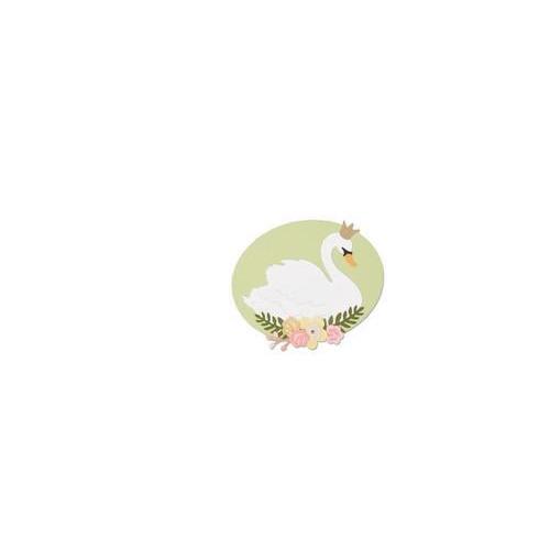 Sizzix Thinlits Die Set 4PK - Royal Swan 662541 Debi Potter  (04-18)