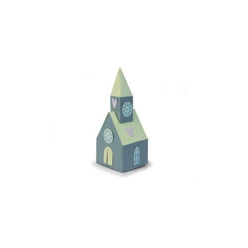 Sizzix Thinlits Die Set 8PK - Scandi Church 662550 Sophie Guilar  (04-18)