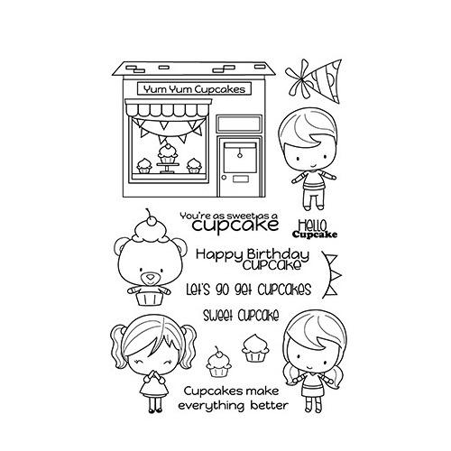 Yum Yum Cupcake