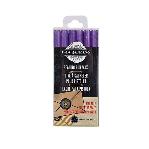 Sealing Gun Wax Lilac