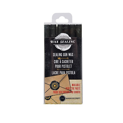 Sealing Gun Wax Black