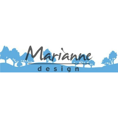 Marianne D Creatable Horizon woodland LR0524 140x27 mm  (04-18)