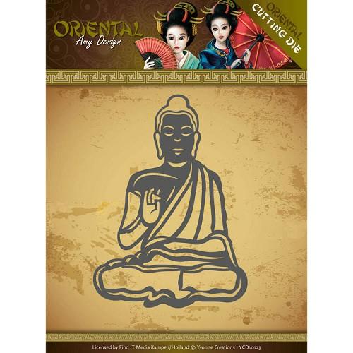 Dies - Amy Design Oriental - Meditating Bhuddist