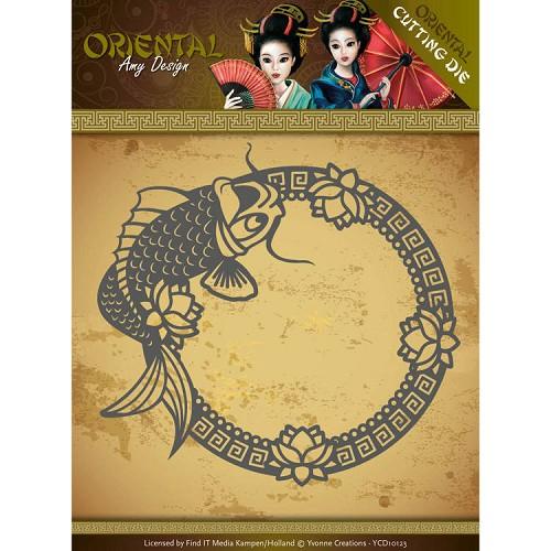 Dies - Amy Design Oriental - Koi