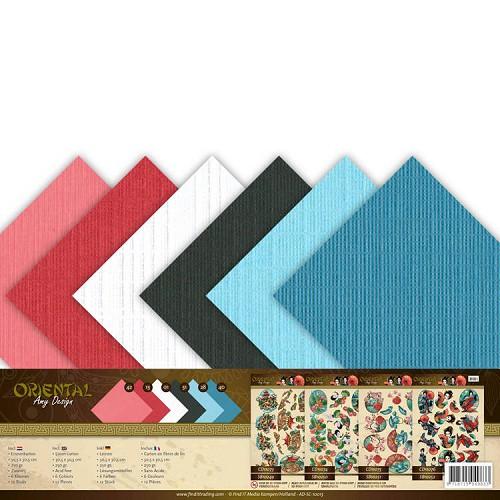 Linnenpakket - SC - Amy Design Oriental