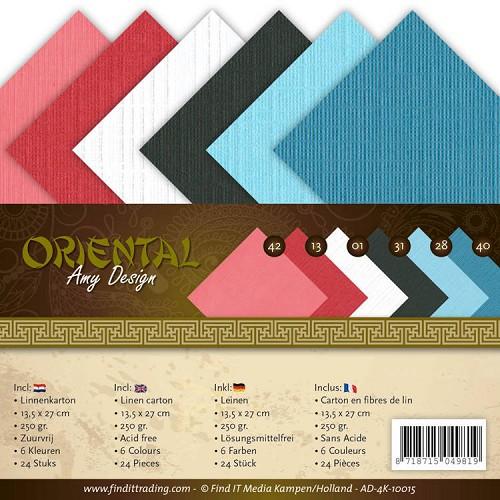Linnenpakket - 4K - Amy Design Oriental