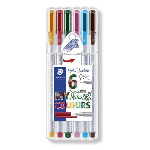 Fineliner Triplus 0.3MM 6st. box