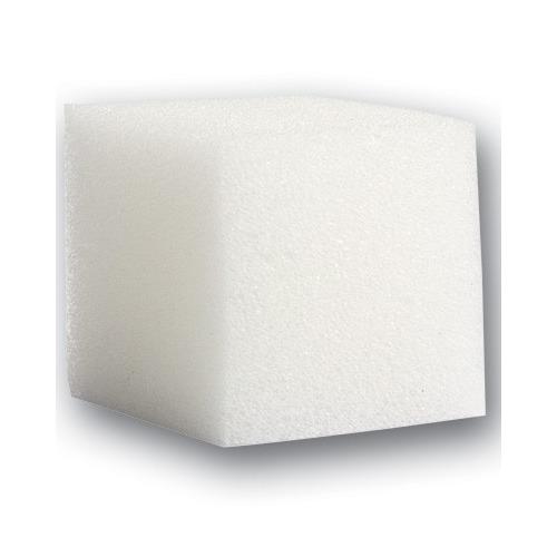 30 Vierkante zachte sponsjes