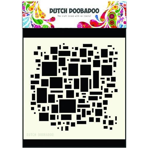Dutch Doobadoo Dutch Mask Art 15x15cm blokken 470.715.609 (04-18)