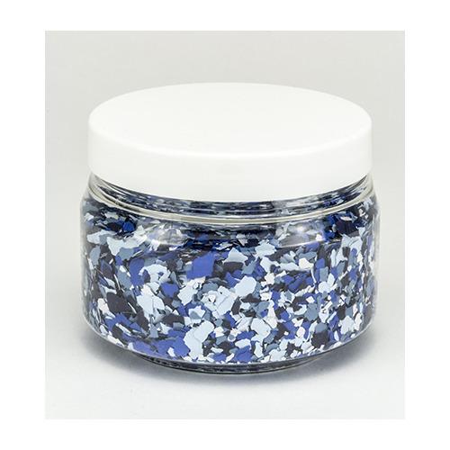 Styro-Scrub, Mix Blauw