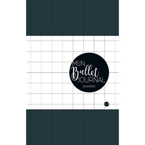 BBNC - Business Bullet Journal DARK - nl 221x170x23 mm (04-18)
