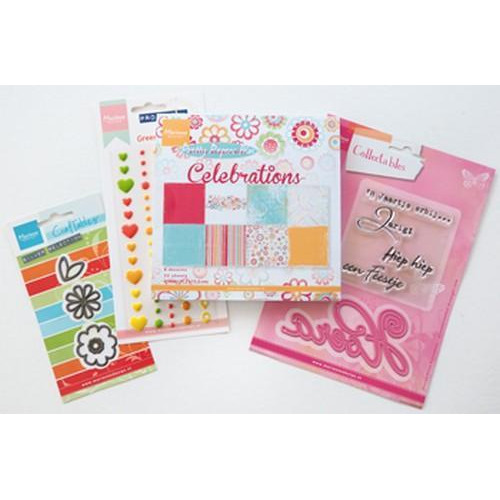 Marianne D Assortiment set Celebrations NL PA4064 (05-18)