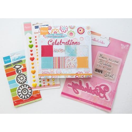 Marianne D Assortiment set Celebrations UK PA4065 (05-18)