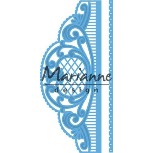 Marianne D Creatable Anja`s border LR0525 3x135 - 51x135mm (05-18)