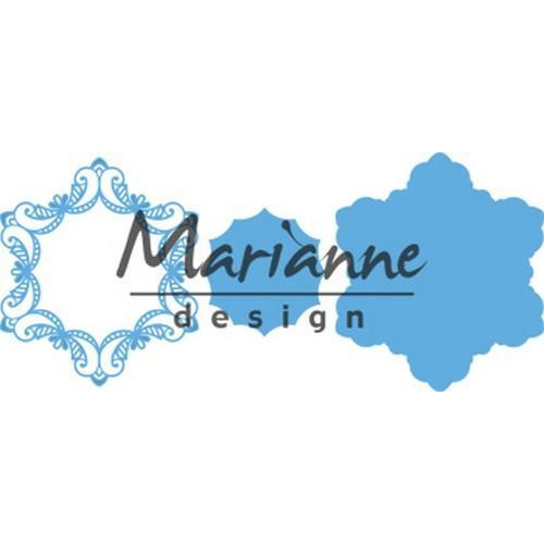 Marianne D Creatable Royal frame LR0530 73x77 - 123x142mm (05-18)