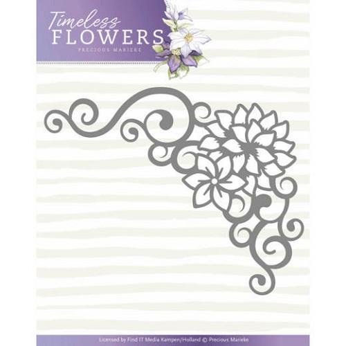 Dies - Precious Marieke - Timeless Flowers - Dahlia Corner