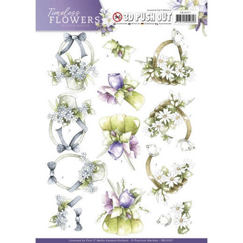Push Out - Precious Marieke - Timeless Flowers - Bouquets