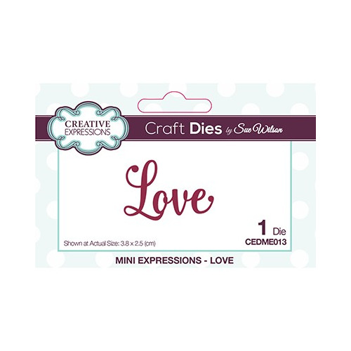 The Mini Expressions Collection Love
