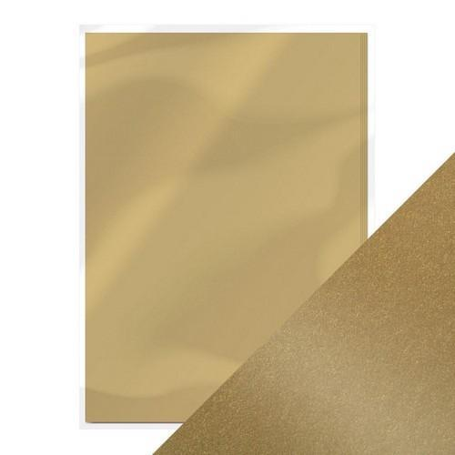 Tonic pearlescent karton - majestic gold 5 vl A4 9500e
