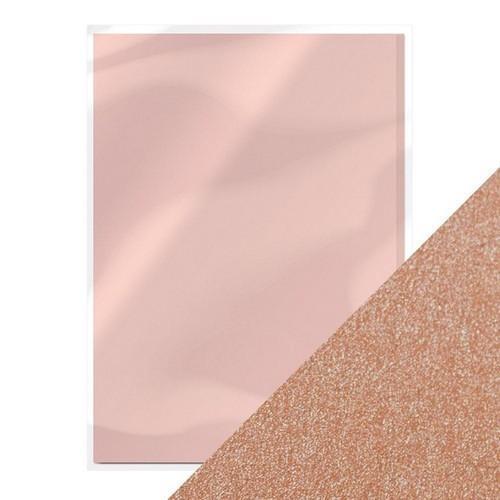 Tonic pearlescent karton - blushing pink 5 vl A4 9503e