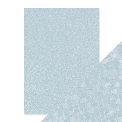 Tonic Studios embossed papier - hail storm 9803E Handmade