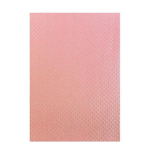 Tonic Studios embossed karton - salmon harlequin 5vl A4 230GR 9842E (04-18)