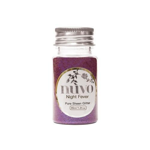 Nuvo glitter - night fever 35ml 1101N