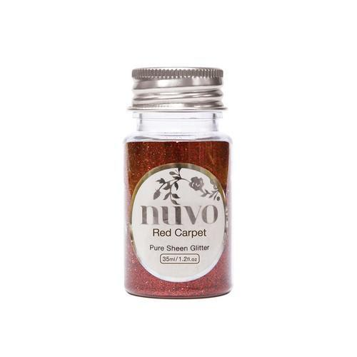 Nuvo glitter - red carpet 35ml 1103N