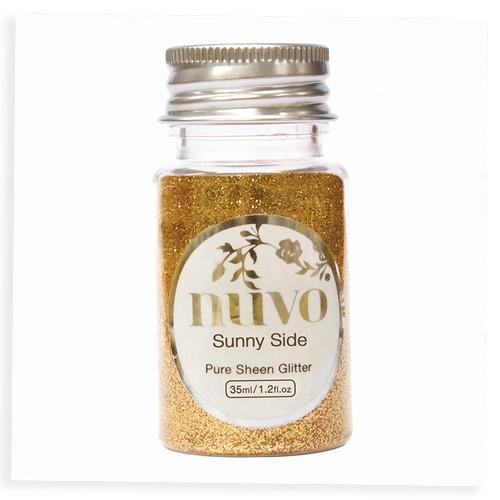 Nuvo glitter - sunny side 35ml 1104N