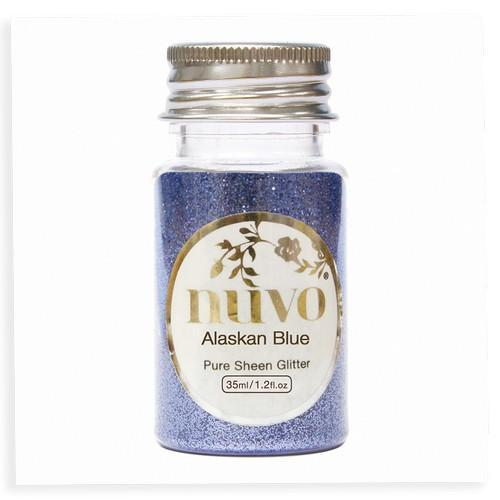 Nuvo glitter - alaskan blue 35ml 1105N