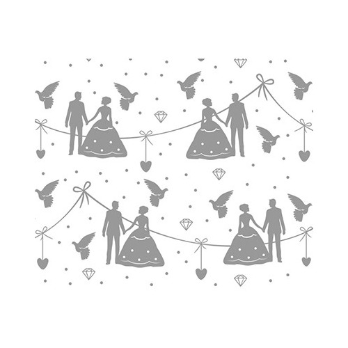 Magic Paper, Wedding