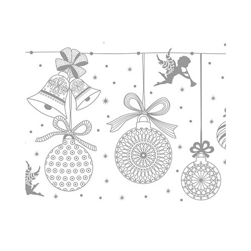 Magic Paper, Christmas baubles