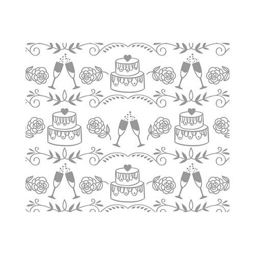 Magic Paper, Wedding cake