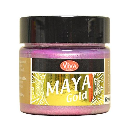 Maya Gold 45ml Rose
