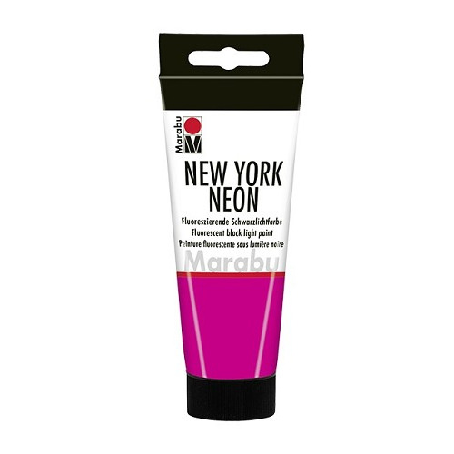 NEW YORK NEON, neon-roze 334, 100 ml Tube