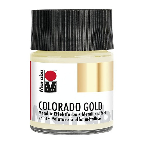 COLORADO GOLD, metallic satijn 50 ml