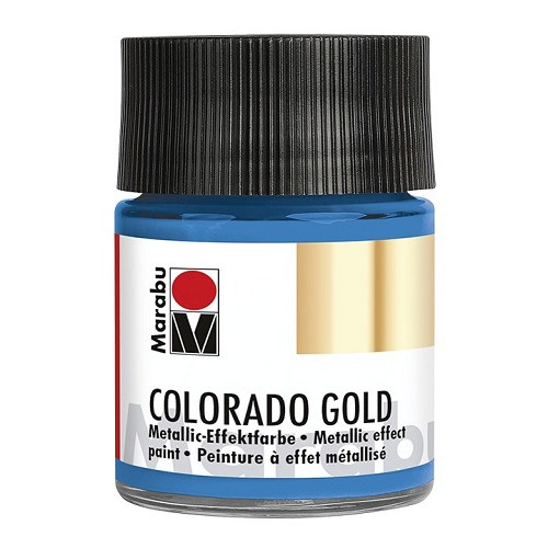 COLORADO GOLD, metallic-petrol 50 ml