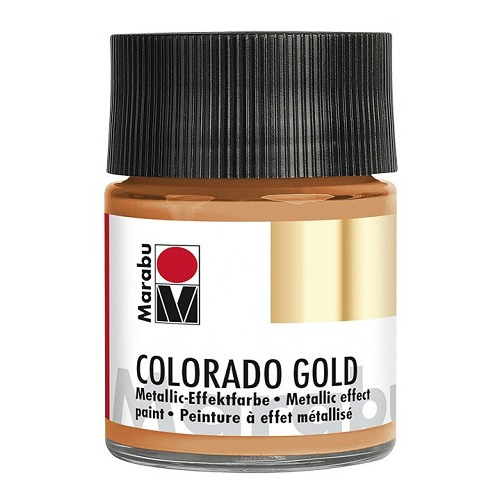 COLORADO GOLD, metallic-koper 50 ml