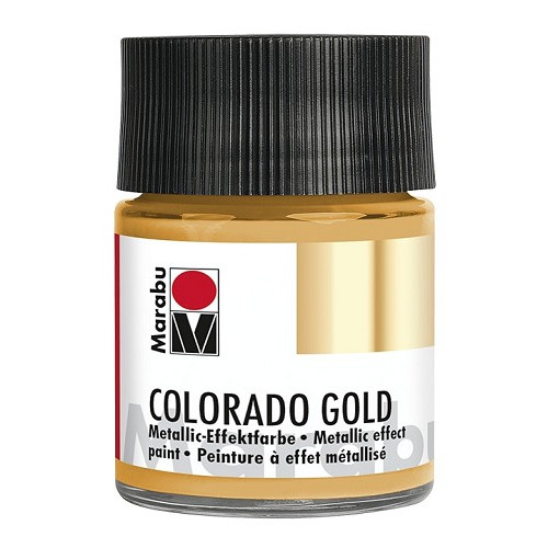 COLORADO GOLD, metallic-roodgoud 50 ml