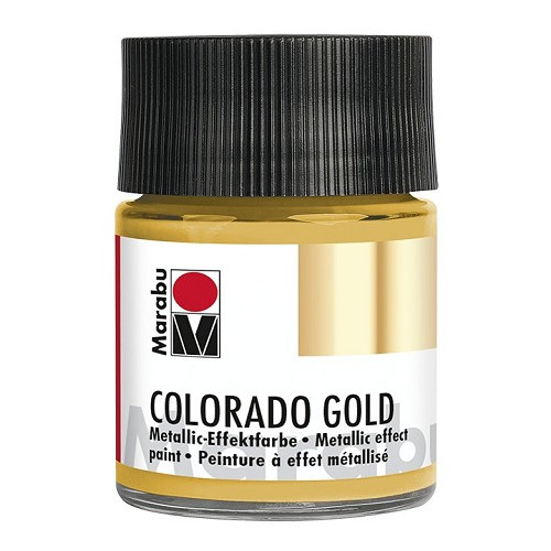 COLORADO GOLD, metallic-goud 50 ml