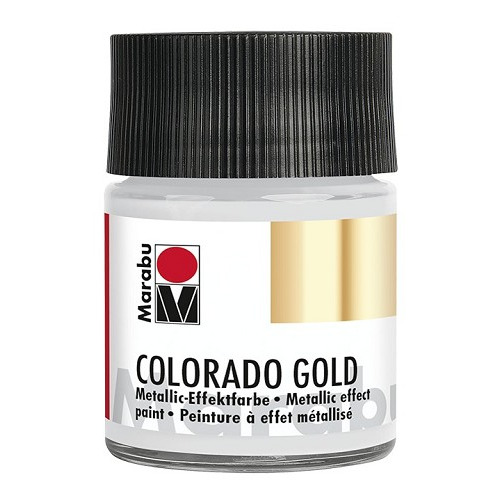 COLORADO GOLD, metallic-zilver 50 ml