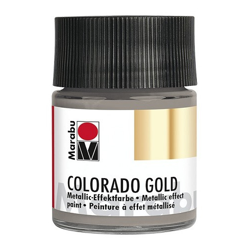 COLORADO GOLD, metallic-antraciet 50 ml