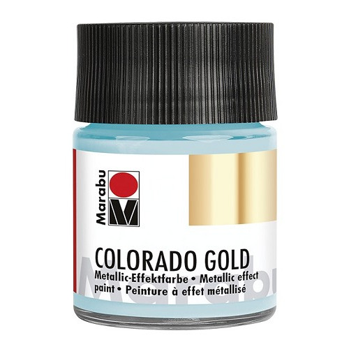 COLORADO GOLD, zilverblauw 50 ml