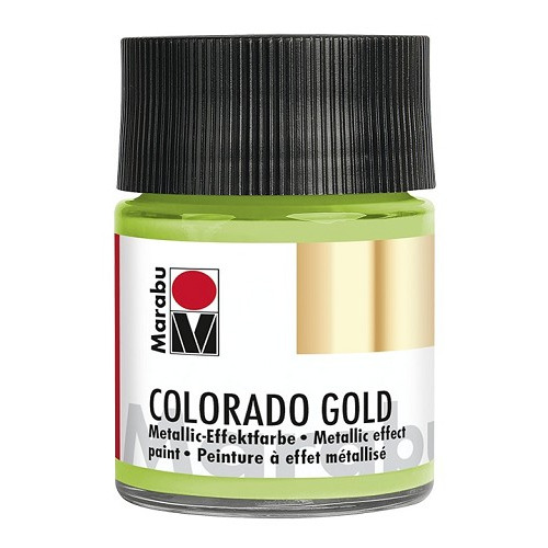 COLORADO GOLD, metallic-lichtgroen 50 ml