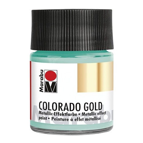 COLORADO GOLD, zilvergroen 50 ml