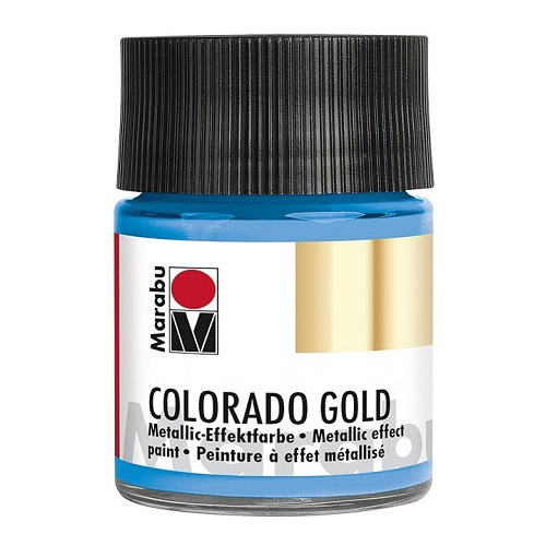 COLORADO GOLD, metallic lichtblauw 50 ml