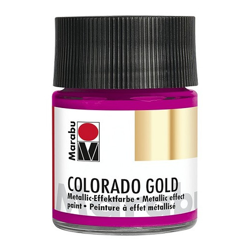 COLORADO GOLD, metallic magenta 50 ml